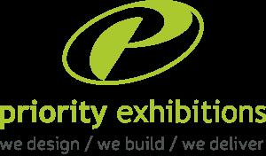Priority Exhibitions Logo
