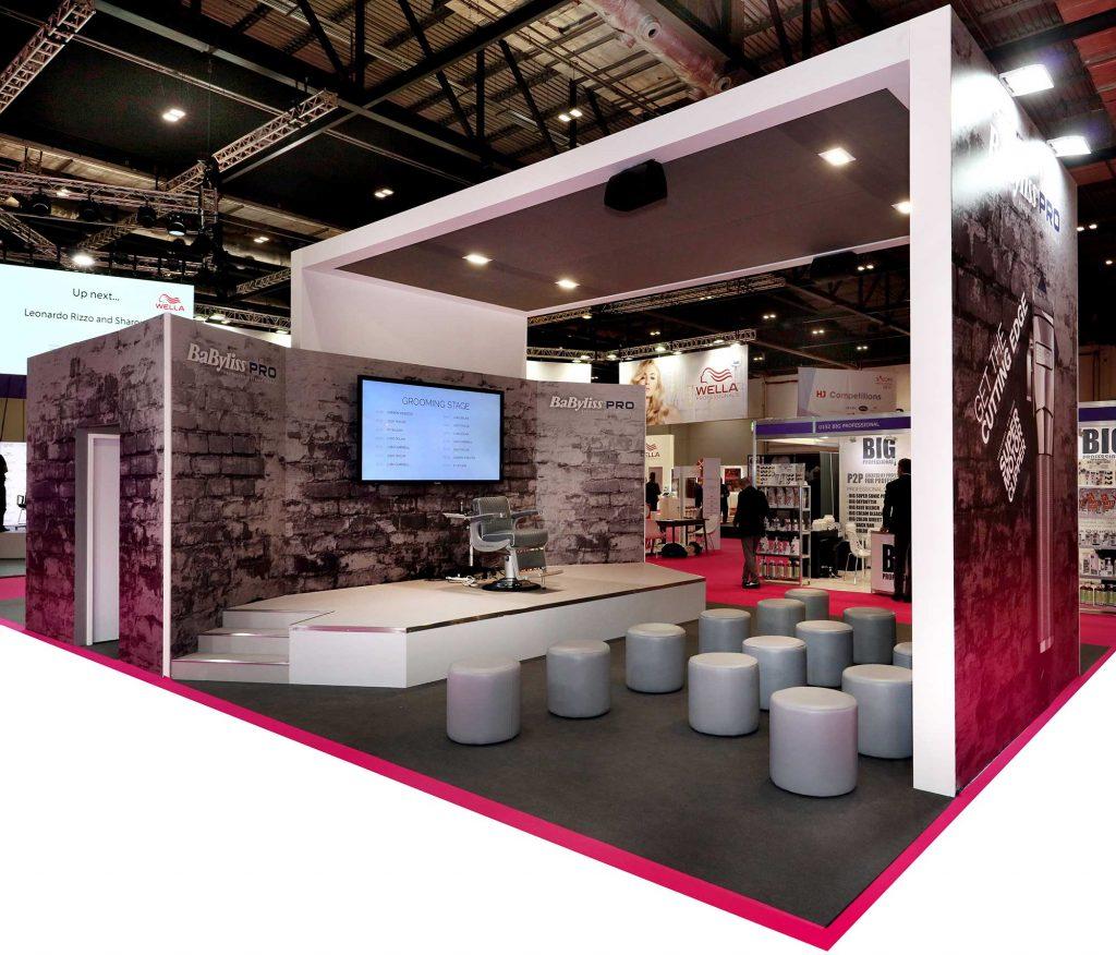 Exhibition Stand Lighting Zone : Inoways exhibition design zone exhibition stall design and