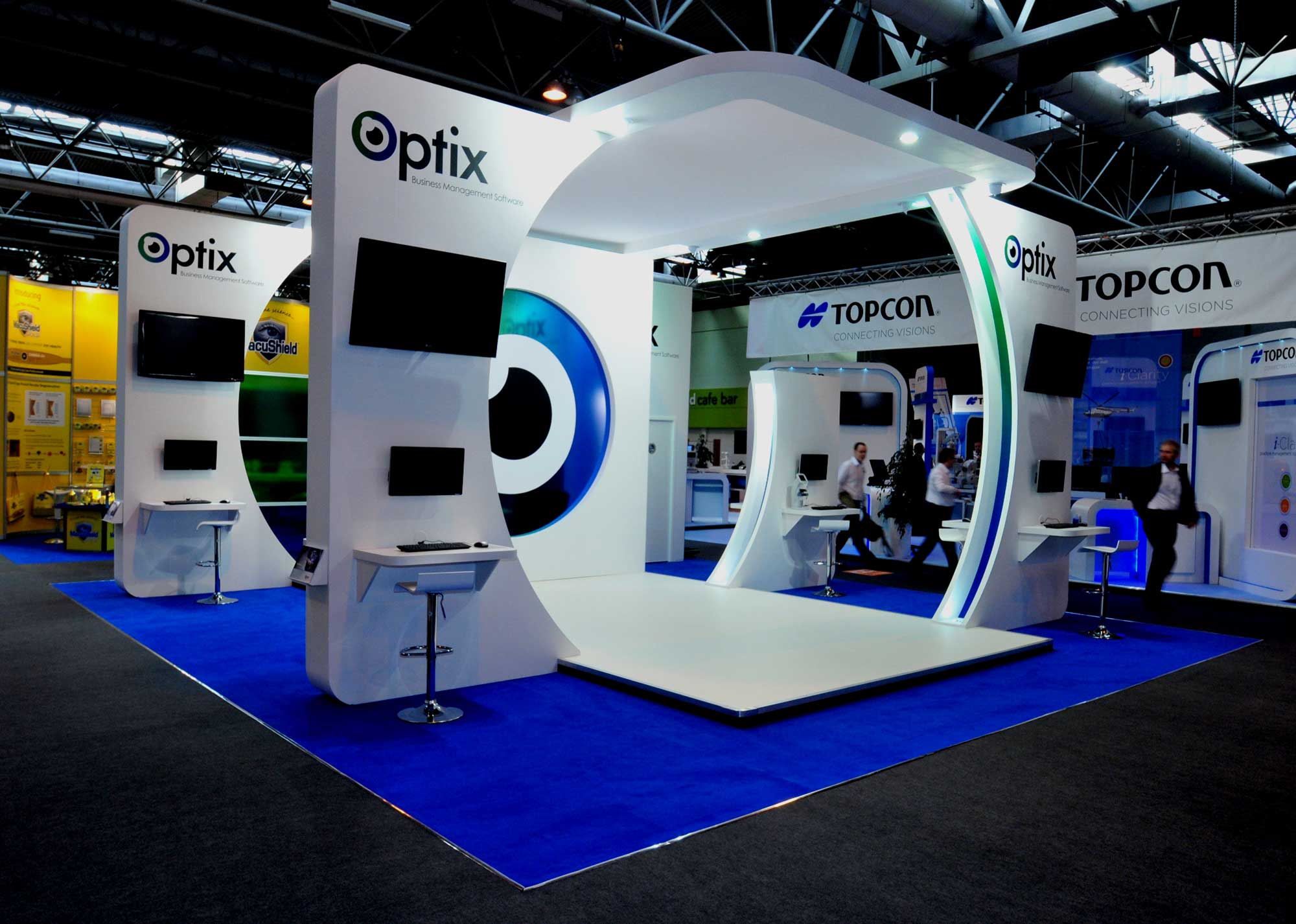 Exhibition Stand Builders Coventry : Exhibition stand design stand builders priority exhibitions