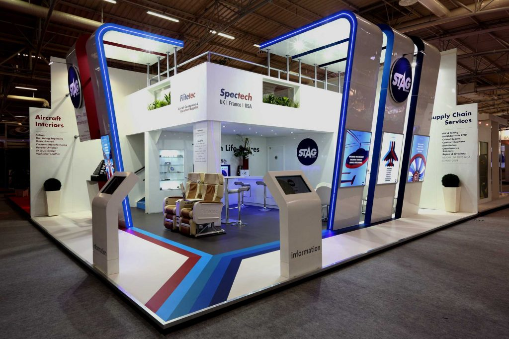 Exhibition Stand Design : Priority exhibitions exhibition stand company