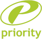 Priority Exhibitions Logo